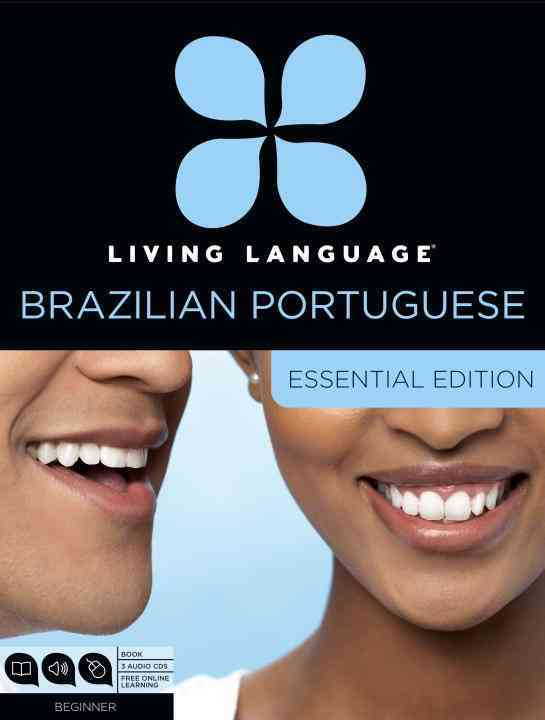 [CD] Essential Portuguese By Living Language (COR)